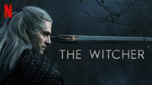 The Witcher - Best netflix series