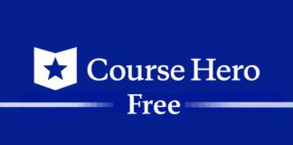 Free Coursehero unblur